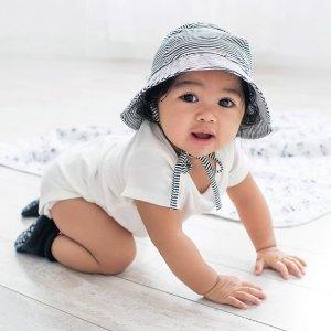 7折+额外8.5折Zutano 婴幼童遮阳帽特卖 跟晒伤、晒黑说ByeBye