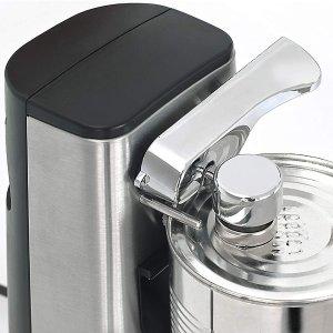 折后€29.99 内置磨刀器Caso D10 多功能自动开罐器 单手开罐避免划伤