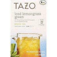 TAZO 柠檬草绿茶 24袋装