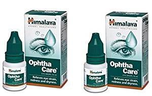 HIMALAYA HERBALS OPHTHACARE EYE DROPS(主要针对结膜炎)
