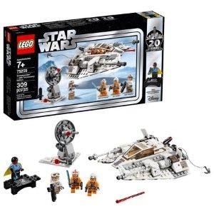 LegoNewStar Wars TM 20th Anniversary Edition Snowspeeder 75259