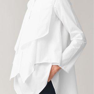 极简风格COS官网 女士秋冬美衣、外套上新