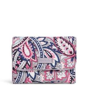 Vera BradleyRFID Riley Compact Wallet