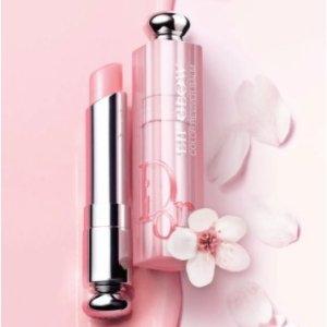 独家!最高送6件礼!Dior 新品彩妆上市 全新变色唇膏!迪奥香氛世家限定发售