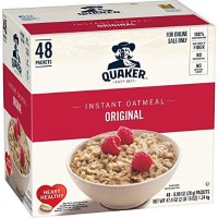 QUAKER 速溶早餐燕麦片 原味 48包