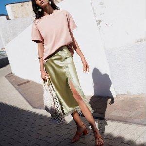 $60+收封面款TopShop 精选美裙半身裙热卖