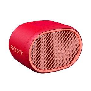 SonySRS-XB01 红色