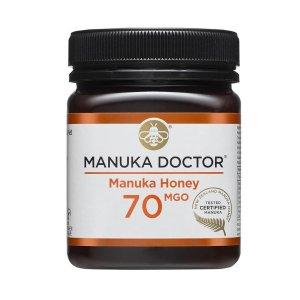 Manuka Doctor70 MGO 250g蜂蜜