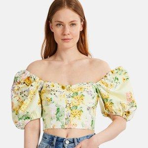 8折  封面款$114闪购:Blue&Cream 女士美衣热卖 收超美仙女裙