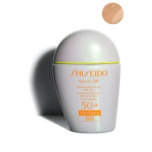 ShiseidoLight Sports BB Broad Spectrum SPF 50+ Water Resistant Sunscreen - 30ml