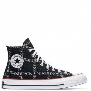 Converse X JW Anderson 合作款帆布鞋
