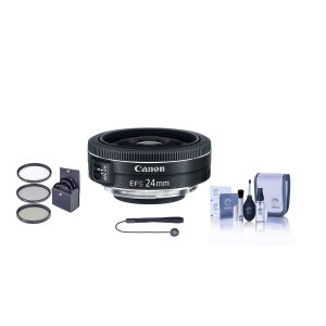 Canon EF-S mm f/2.8 STM 广角APS定焦 镜头