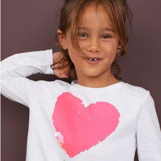 低至3折+额外7折H&M 精选童装折上折热卖 白菜价童装折上折