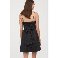 H&M 小黑裙