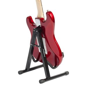 ChromaCast CC-MINIGS-2PK Universal Folding Guitar Stand with Secure Lock 2 Pack