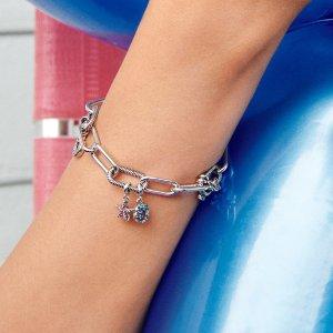 上新PANDORA Jewelry Pandora Me系列首饰热卖