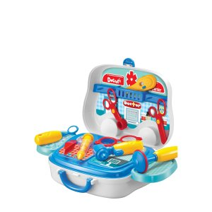 14-Piece Little Doctor On The Go Playset