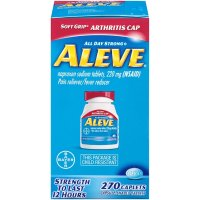Aleve 拜耳退烧止痛胶囊220 mg 270粒