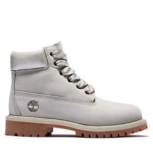 TimberlandPremium 灰色靴