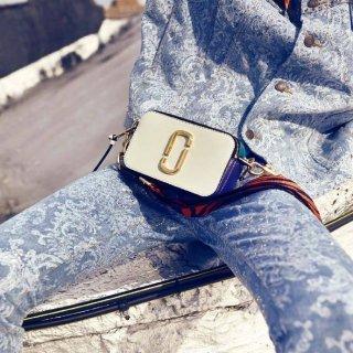 6折  收小马哥相机包Marc Jacobs 折扣区美包服饰美鞋上新降价热卖