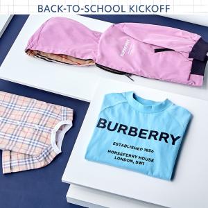 低至6.8折 难得有羊绒围巾 大量秋冬新款即将截止:Burberry 大量儿童T恤、风衣、卫衣等儿童服饰优惠 大童码超多