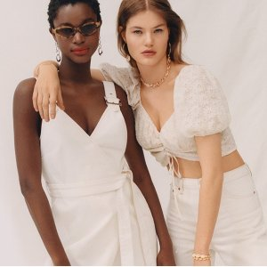 New Arrivals White now @ TopShop