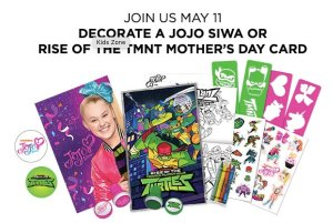 Free! Decorate a Mother's Day CardKids Zone @ JCPenney