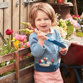 8折 其余新品9折 可免费退货即将截止:Mini Boden 儿童秋冬外套、鞋靴、毛衣周末热卖