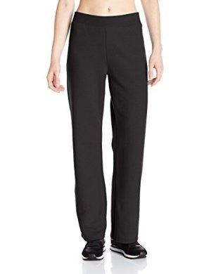 Hanes Women's Petite-Length Middle Rise Sweatpants @Amazon