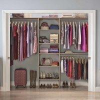 ClosetMaid 衣柜收纳系统