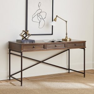 Toulouse Wood Writing Table Desk
