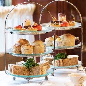 £39享双人下午茶伦敦万豪酒店双人下午茶热促中 海德公园附近