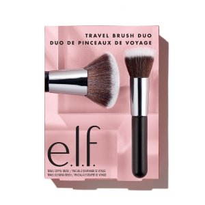 e.l.fTravel Brush Duo