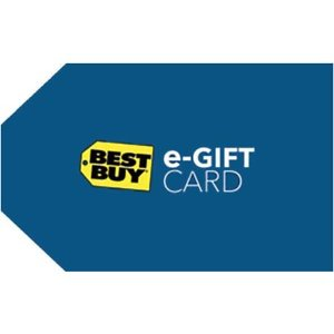 Buy A Best Buy 150 Gift Card And Get An Additional 10 Ebay Gift Card Dealmoon