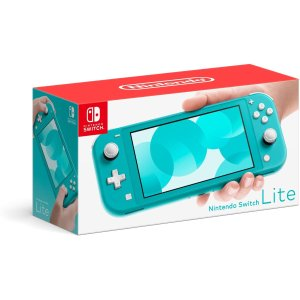 NintendoSwitch Lite - Turquoise