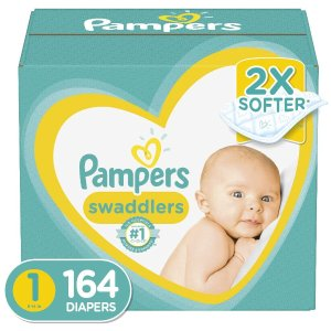 满$100减$30Amazon 婴幼儿必需品大促,收尿不湿、洗护产品等