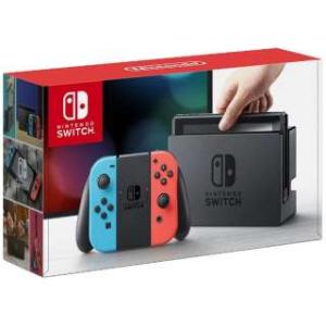 $269.99(原价$299)Nintendo Switch 红蓝 标准版