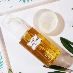 Up to 30% OffDHC Skincare Double Clean Set