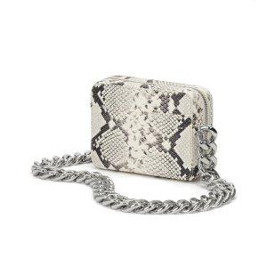 蛇纹链条钱包