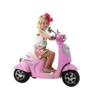 儿童6v电动摩托车