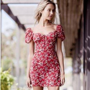 低至4折+额外8.5折Bardot 性价比很高的澳洲快时尚 格纹短裙$27