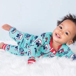 7折 保暖外套$55 海军风连身裙$33.60加拿大品牌Hatley 儿童外套、毛衣、雪服、睡衣、雨具等服饰优惠