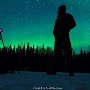 <阿拉斯加经典5日>【珍娜温泉+冰雕博物馆+圣诞老人村+极地博物馆】送价值$302极光大礼包, 可选跨越北极圈, 狗拉雪橇等特色活动