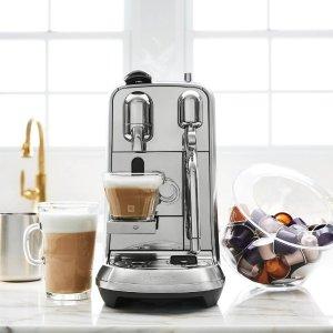 BrevilleNespresso byCreatista Plus Espresso Maker