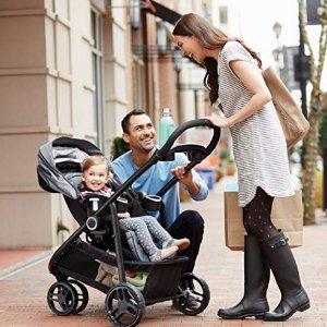 Amazon Graco Modes Stroller, Click Connect, Grayson