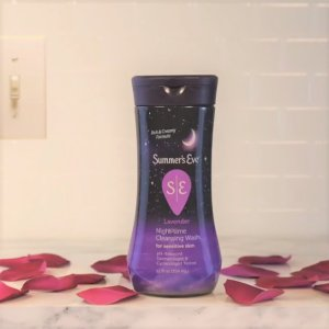 Summer's EveNight-Time Cleansing Wash, Lavender, 12 Ounce