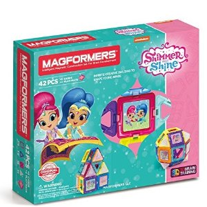 $28MAGFORMERS Shimmer and Shine Set (42 Piece)