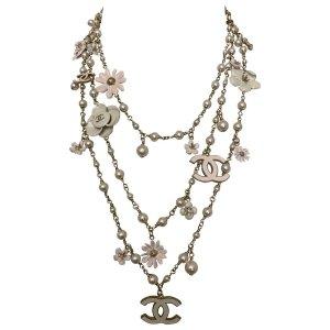 Chanel珍珠项链