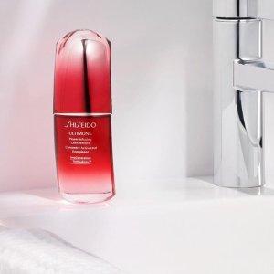 $90(Worth $175)Shiseido Ultimune 30mL Duo + Free Kajal InkArtist