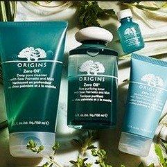 Last Day: Enjoy 20% offany zero oil collection @Origins